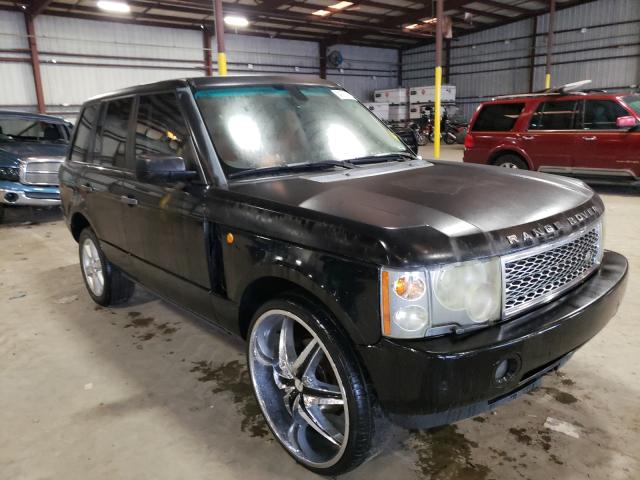 Land Rover Range Rover salvage cars for sale: 2005 Land Rover Range Rover