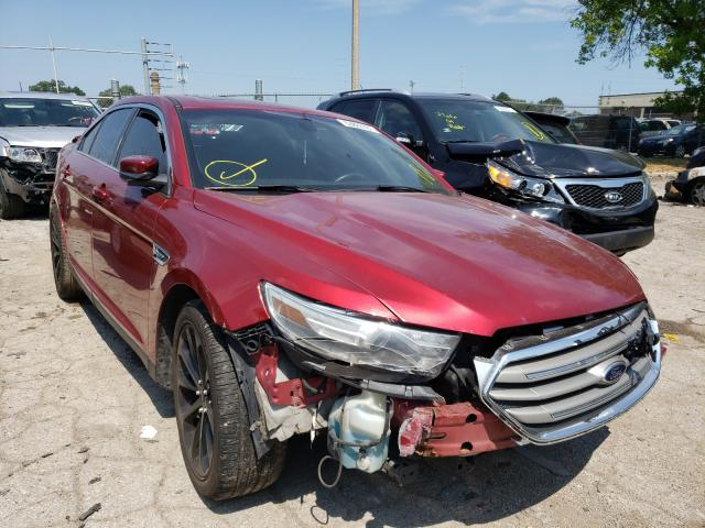 Salvage cars for sale from Copart Wheeling, IL: 2014 Ford Taurus SEL