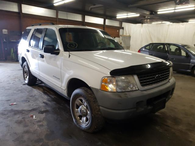 Vehiculos salvage en venta de Copart Ebensburg, PA: 2002 Ford Explorer X
