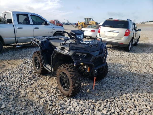 Salvage motorcycles for sale at Earlington, KY auction: 2021 Polaris Sportsman
