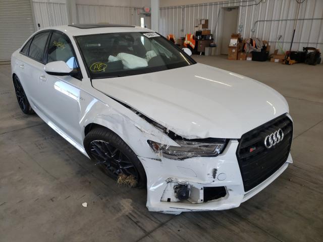 Vehiculos salvage en venta de Copart Avon, MN: 2016 Audi S6 Premium