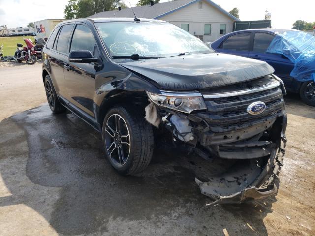 2013 Ford Edge SEL en venta en Sikeston, MO
