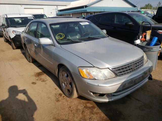 Salvage cars for sale from Copart Pekin, IL: 2003 Toyota Avalon XL