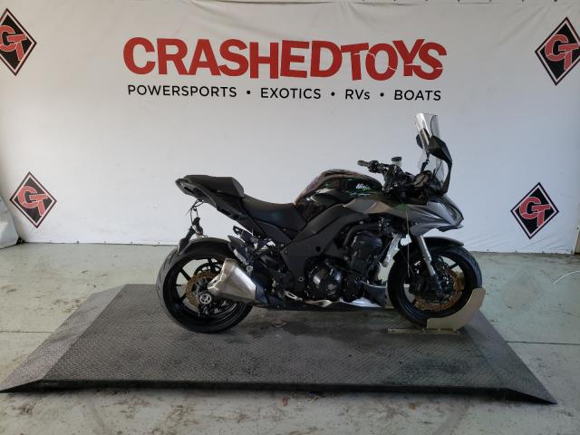 Salvage cars for sale from Copart Orlando, FL: 2017 Kawasaki ZX1000 W
