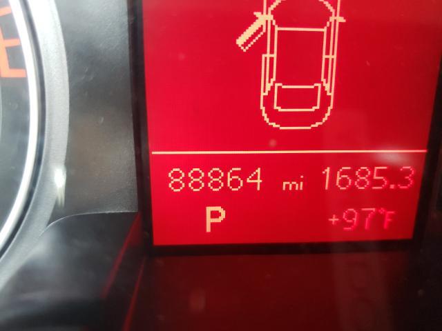 2012 AUDI A4 PREMIUM WAUAFAFL3CN009130