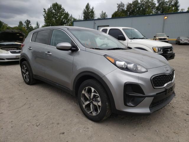 Vehiculos salvage en venta de Copart Portland, OR: 2020 KIA Sportage L