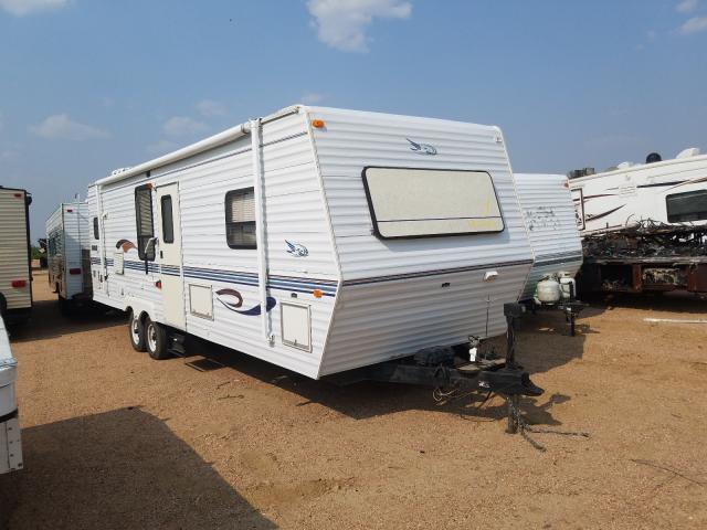 Salvage cars for sale from Copart Colorado Springs, CO: 2000 Jayco Trailer