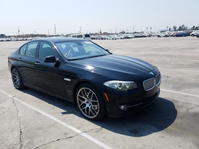 Vehiculos salvage en venta de Copart Sun Valley, CA: 2011 BMW 550 I