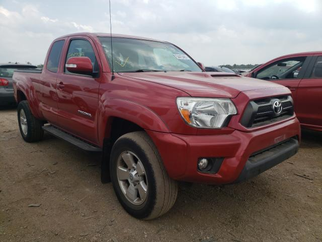 Toyota salvage cars for sale: 2015 Toyota Tacoma ACC