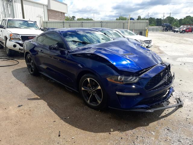 Salvage cars for sale from Copart Montgomery, AL: 2018 Ford Mustang