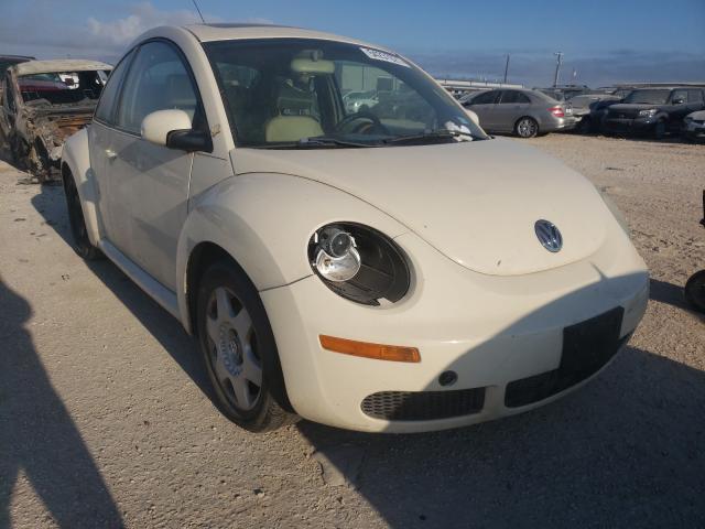 Volkswagen salvage cars for sale: 2008 Volkswagen New Beetle