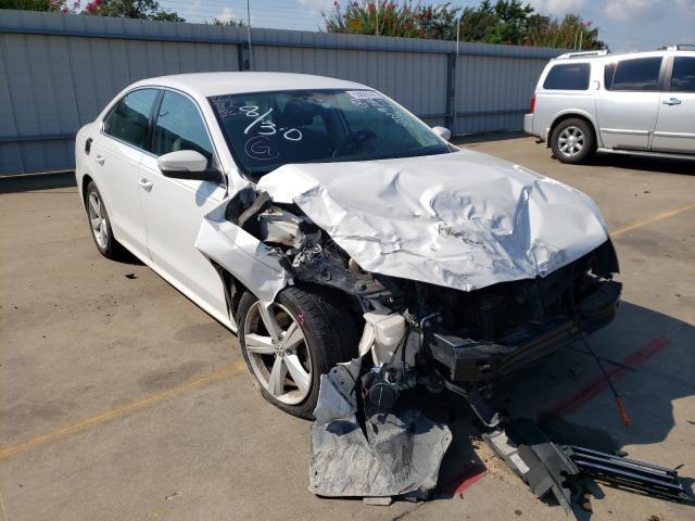 Vehiculos salvage en venta de Copart Wilmer, TX: 2013 Volkswagen Passat