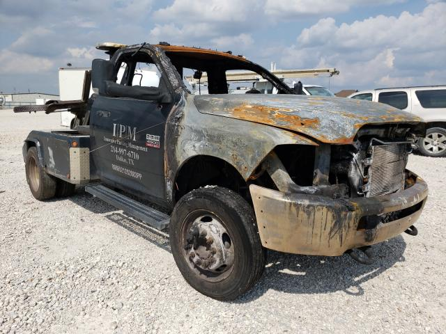 Salvage cars for sale from Copart Haslet, TX: 2012 Dodge RAM 4500 S