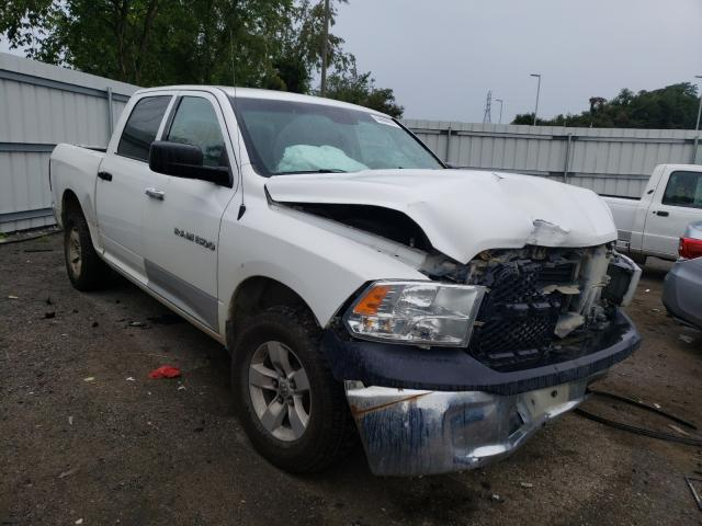Salvage cars for sale from Copart West Mifflin, PA: 2017 Dodge RAM 1500 ST