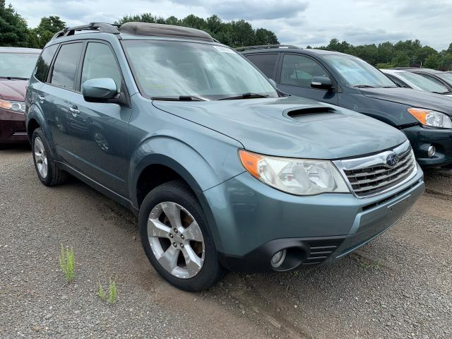 Salvage cars for sale from Copart East Granby, CT: 2009 Subaru Forester 2