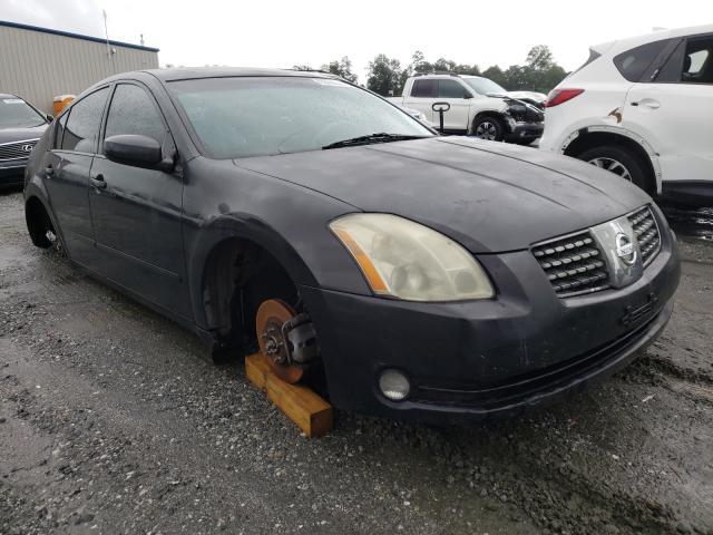 Vehiculos salvage en venta de Copart Spartanburg, SC: 2004 Nissan Maxima SE
