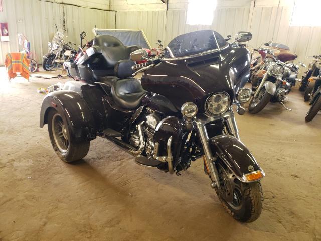 Vehiculos salvage en venta de Copart Hillsborough, NJ: 2014 Harley-Davidson Flhtcutg T