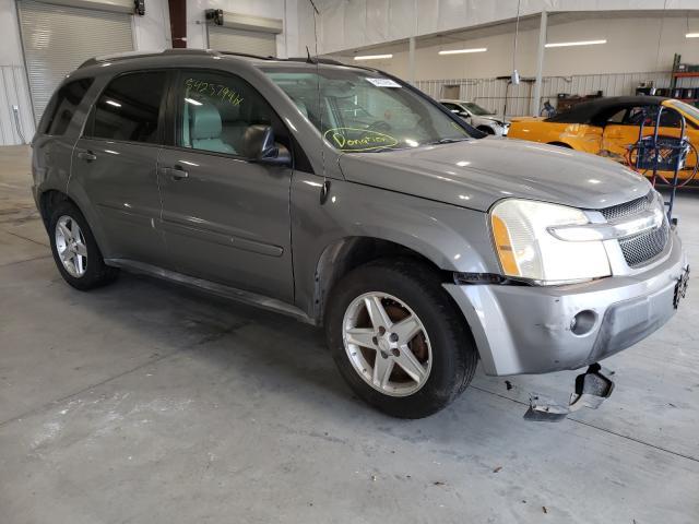 Vehiculos salvage en venta de Copart Avon, MN: 2005 Chevrolet Equinox