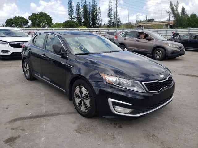2013 KIA Optima Hybrid for sale in Miami, FL