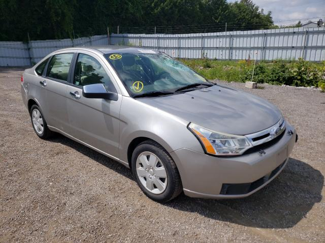Salvage 2008 FORD FOCUS - Small image. Lot 54266521