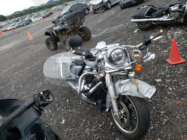 Salvage cars for sale from Copart Madisonville, TN: 2019 Harley-Davidson Flhr