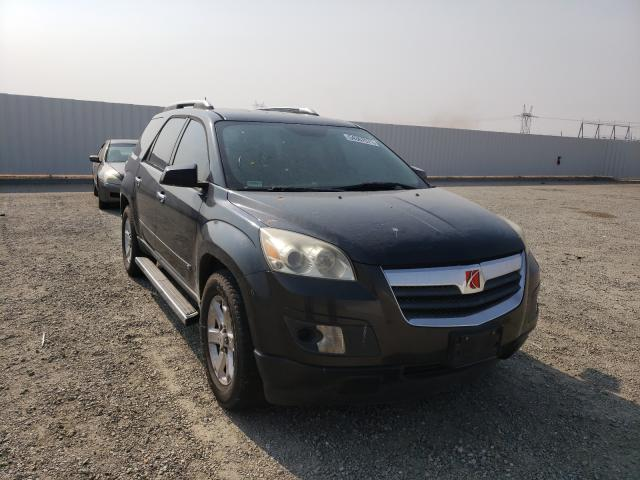 Saturn salvage cars for sale: 2007 Saturn Outlook XE