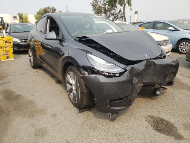 Vehiculos salvage en venta de Copart Martinez, CA: 2021 Tesla Model Y
