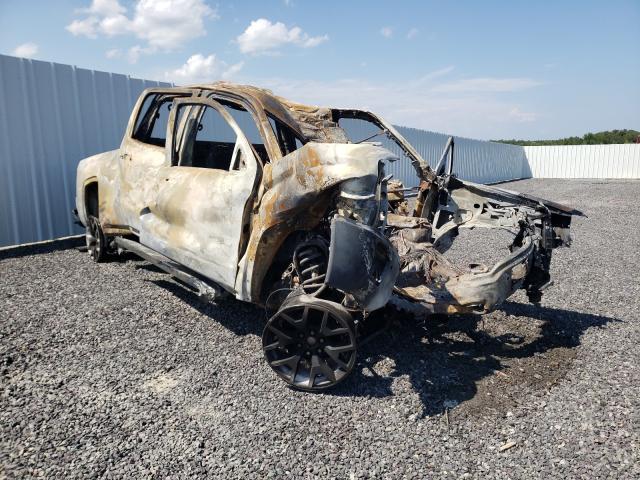 Salvage cars for sale from Copart Fredericksburg, VA: 2014 GMC Sierra K15