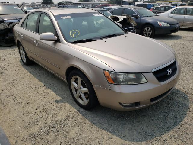 Salvage cars for sale from Copart Antelope, CA: 2006 Hyundai Sonata GLS