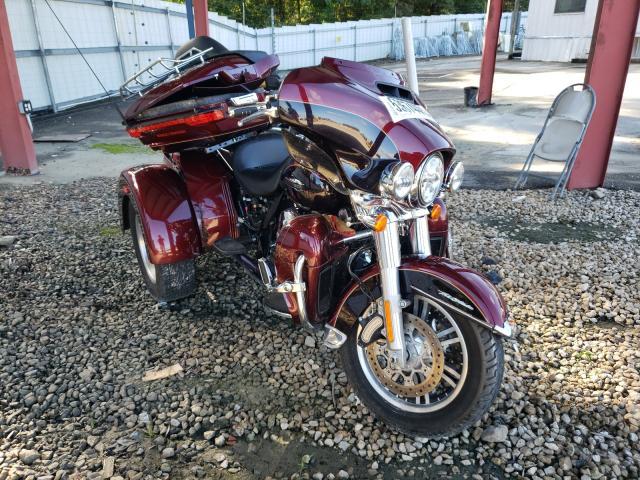 Vehiculos salvage en venta de Copart Midway, FL: 2015 Harley-Davidson Flhtcutg T