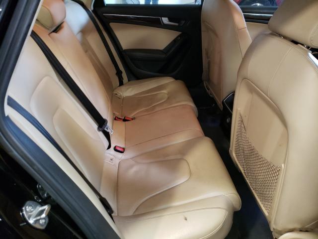 2013 AUDI A4 PREMIUM WAUBFAFL2DA164183