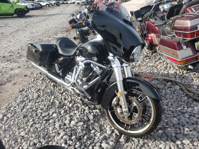 Salvage cars for sale from Copart Hueytown, AL: 2019 Harley-Davidson Flhx