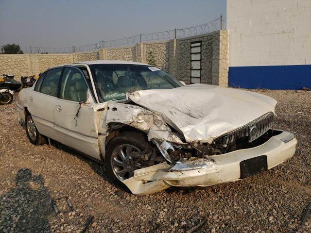 Salvage cars for sale from Copart Farr West, UT: 2004 Buick Park Avenue