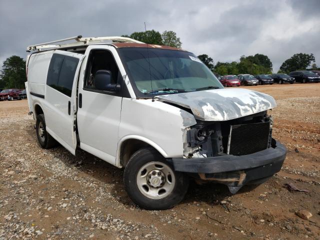 Vehiculos salvage en venta de Copart China Grove, NC: 2007 Chevrolet Express G2