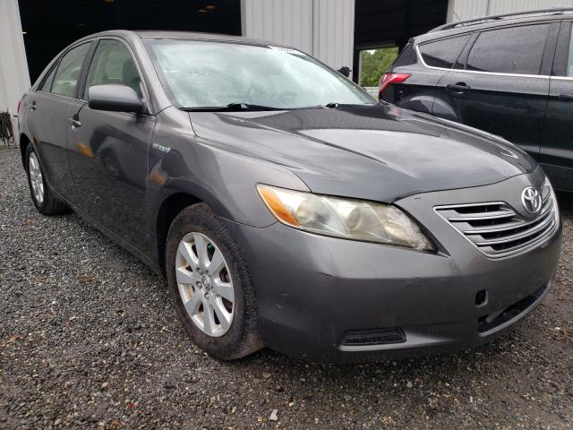 Toyota salvage cars for sale: 2007 Toyota Camry Hybrid