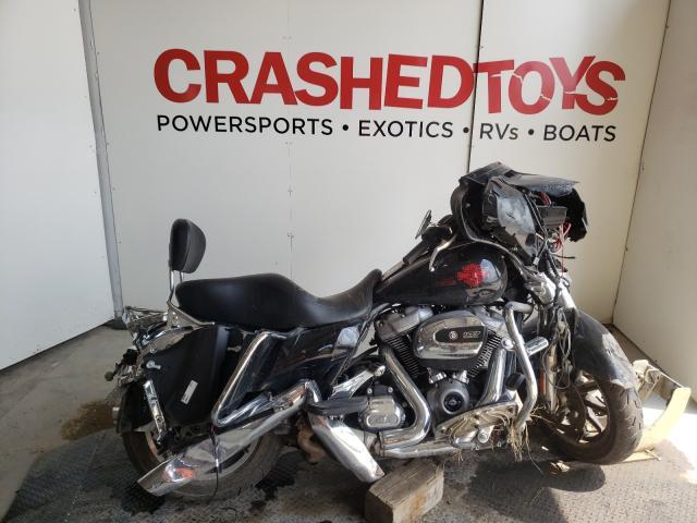 Salvage cars for sale from Copart Kansas City, KS: 2019 Harley-Davidson Flht