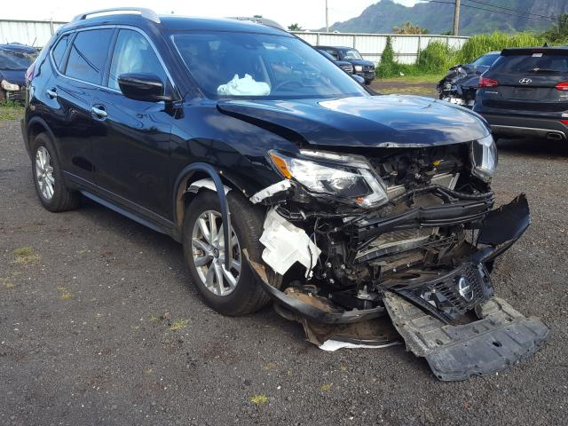 Salvage cars for sale from Copart Kapolei, HI: 2020 Nissan Rogue S