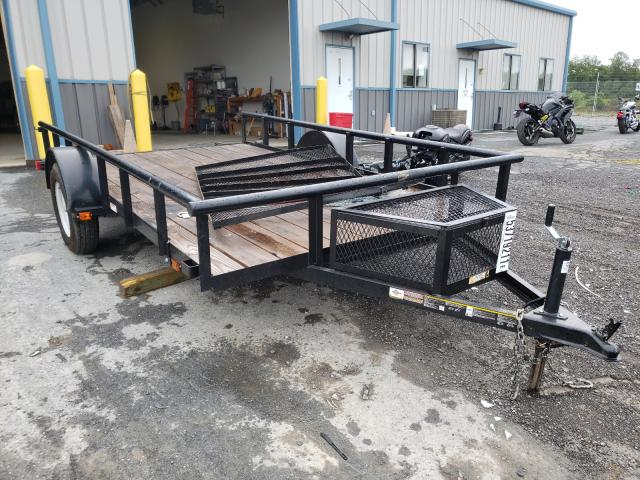 Salvage cars for sale from Copart Chambersburg, PA: 2020 Carry-On Trailer