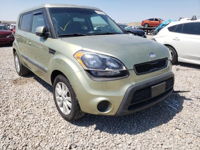 Salvage cars for sale at Magna, UT auction: 2013 KIA Soul +