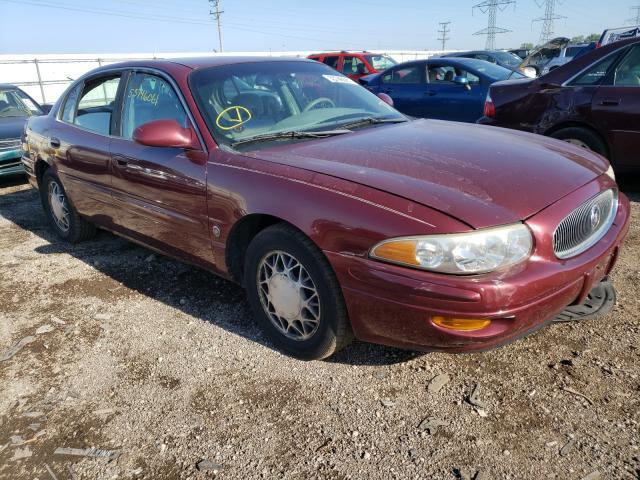 Vehiculos salvage en venta de Copart Elgin, IL: 2001 Buick Lesabre CU