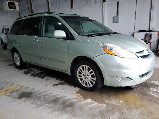 Toyota salvage cars for sale: 2009 Toyota Sienna XLE