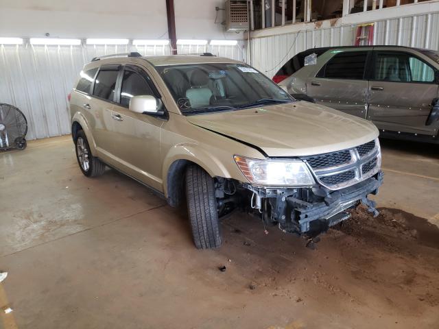 Vehiculos salvage en venta de Copart Longview, TX: 2011 Dodge Journey CR