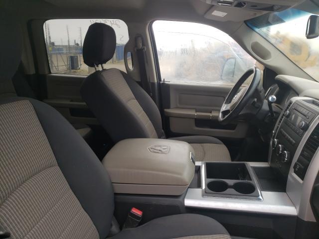 2011 DODGE RAM 2500 - Interior View