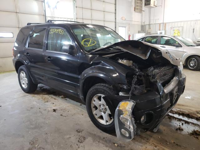 Salvage cars for sale from Copart Columbia, MO: 2006 Ford Escape LIM