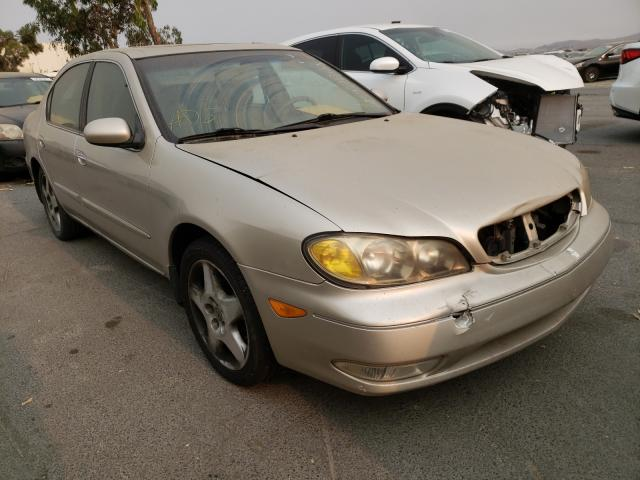Vehiculos salvage en venta de Copart Martinez, CA: 2000 Infiniti I30