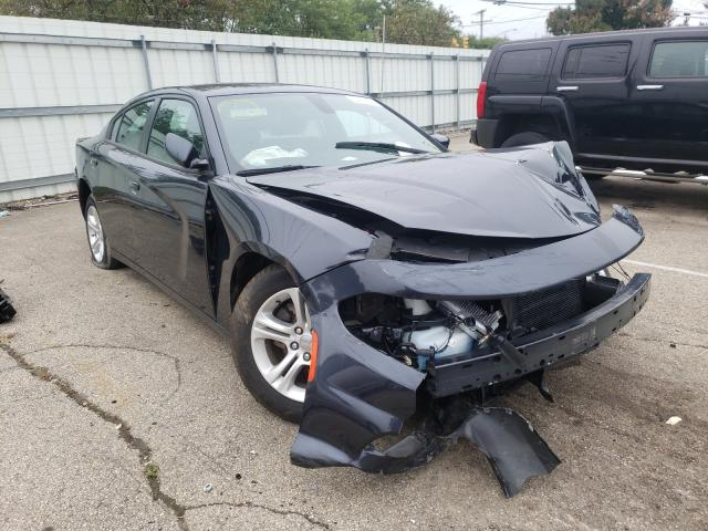 Salvage cars for sale from Copart Moraine, OH: 2019 Dodge Charger SX