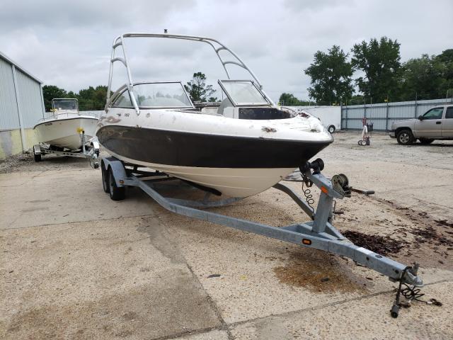 Salvage boats for sale at Hampton, VA auction: 2003 Yamaha Open