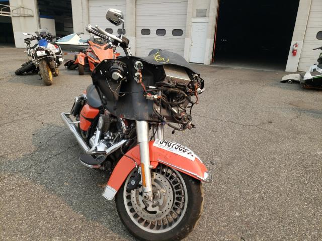 Salvage motorcycles for sale at Pasco, WA auction: 2009 Harley-Davidson Fltr