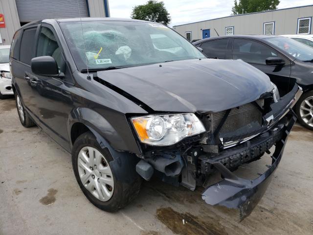 Vehiculos salvage en venta de Copart Duryea, PA: 2018 Dodge Grand Caravan