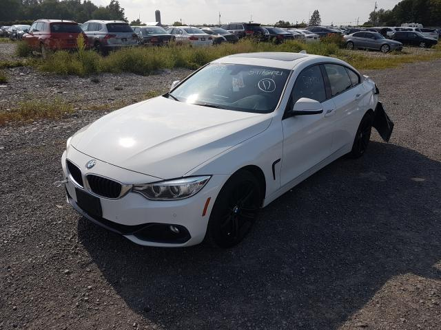 BMW 4 SERIES 2017 1